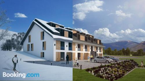 Dolní Morava from a perfect location with terrace