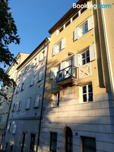 Apartamento en Trieste con conexión a internet y vistas