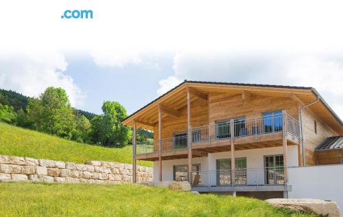 One bedroom apartment in Albstadt with internet and terrace