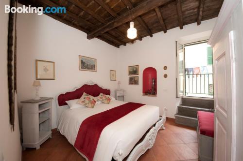 Incredible location in Castel gandolfo with air-con