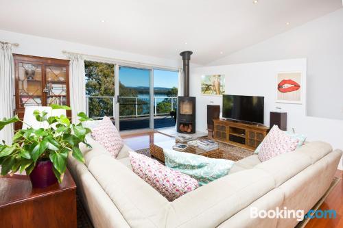Apartamento con terraza. Ideal para cinco o más