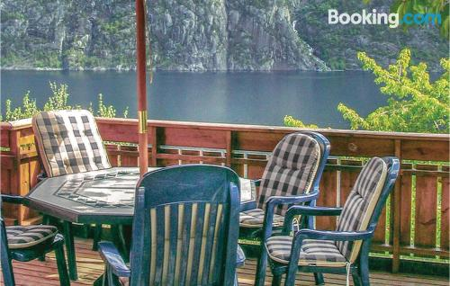 Apartment in Eidfjord with three bedrooms