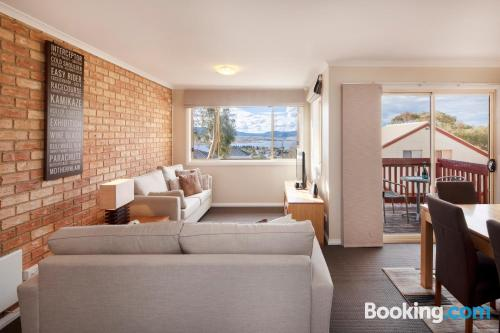 Large place in Jindabyne with heat