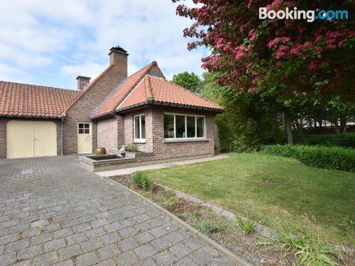 Apartamento de 180m2 en Bredene ideal para cinco o más