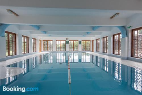 Apartamento con piscina en Budapest
