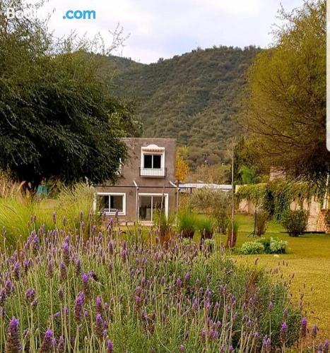Home in La Rioja. Pet friendly!.