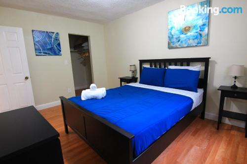 Convenient one bedroom apartment in central location of Sunny Isles Beach