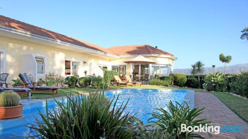 One bedroom apartment in Somerset West with swimming pool