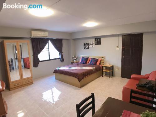 Apartamento práctico para parejas