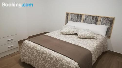 One bedroom apartment in Huelva. Perfect for groups