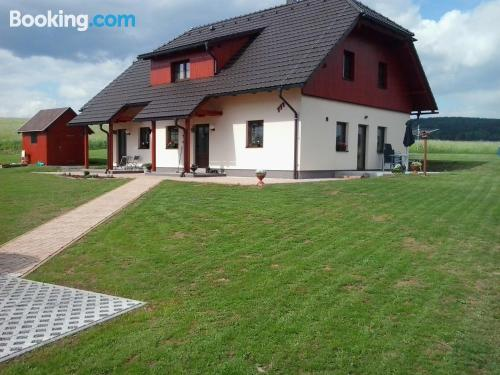 One bedroom apartment in Borová Lada with internet