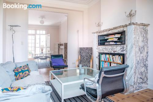 Place in superb location in Brussels.