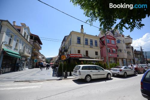 Apartamento con vistas y wifi en Bitola. ¡Perfecto!