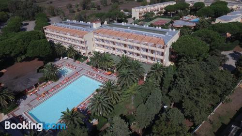 Place in Alghero. Terrace!