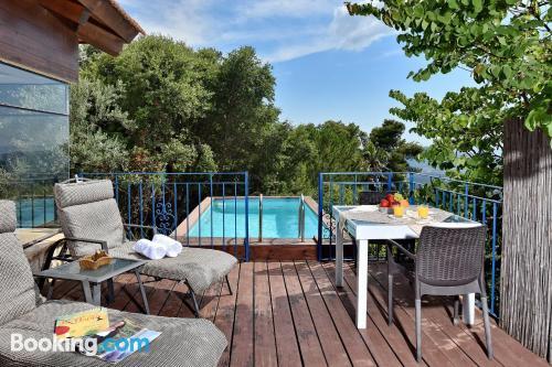 Dream in Amirim with terrace