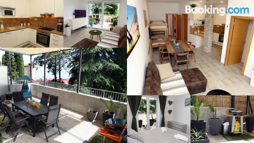 1 bedroom apartment in Izola. 60m2!