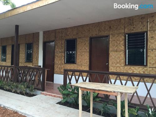 Apartment for two in Tagbilaran City with terrace.