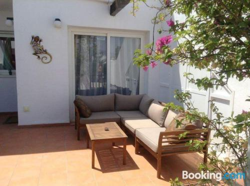 Alhama de Murcia apartment with air-con