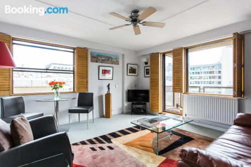 1 bedroom apartment in superb location in London.