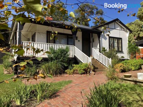 Apartment in Healesville. Good choice for 6 or more