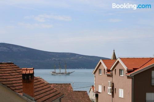 Place in Tivat. 60m2!