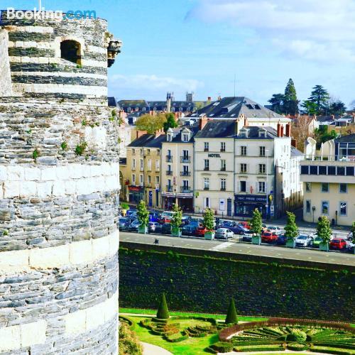 Apartamento con internet en Angers