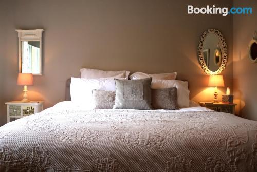 Bonito apartamento parejas con calefacción