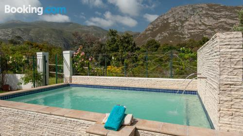 Home for two people in Hermanus. Enjoy your terrace