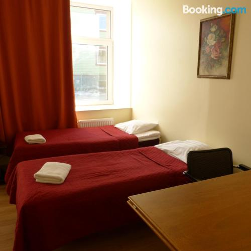 Acogedor apartamento en Tallinn para parejas