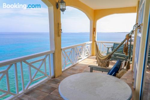 Apartment for two in Negril with swimming pool and terrace