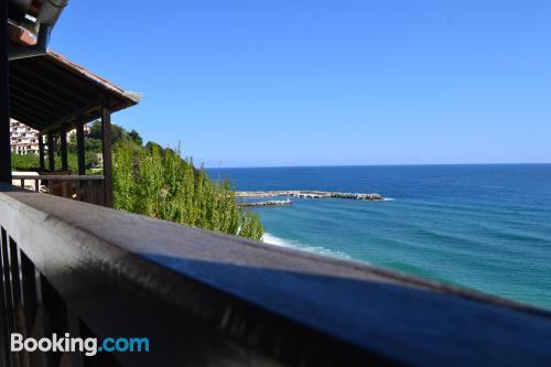 Apartamento de dos dormitorios en Agios Ioannis Pelio con terraza