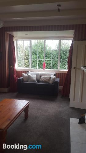 Ideal one bedroom apartment with terrace!.