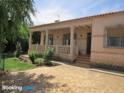 Apartamento con piscina en Almagro