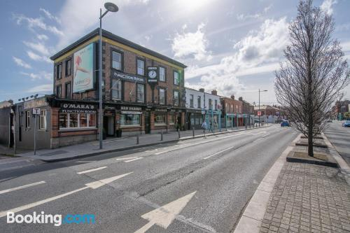 Apartment with wifi in amazing location of Dublin