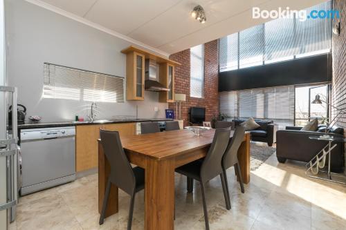 Perfect 1 bedroom apartment in Johannesburg.