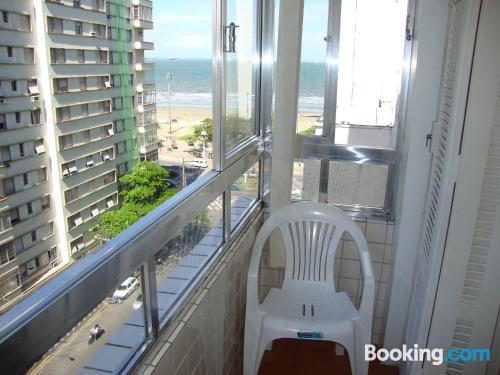 Good choice 1 bedroom apartment. Be cool, there\s air-con!