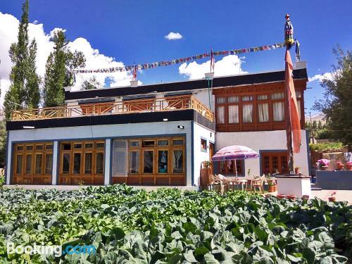 Apartamento con wifi en Leh