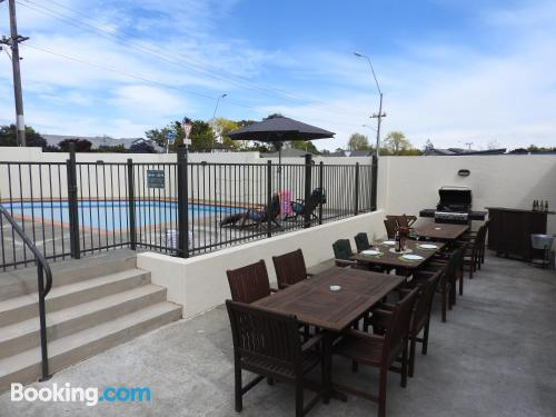 Apartment with terrace. Perfect for families