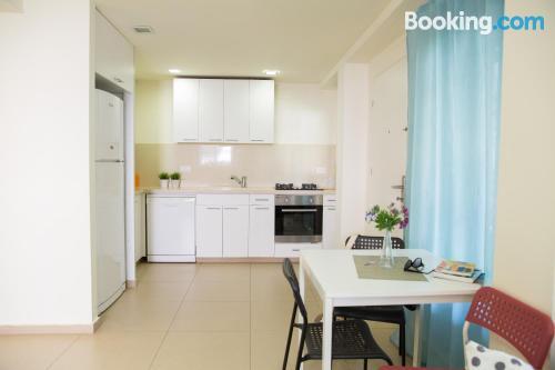 2 room home. Tel Aviv at your feet!