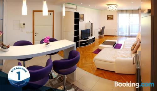 Cuco apartamento en Osijek, bien situado