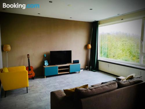 2 bedrooms place in Amsterdam.