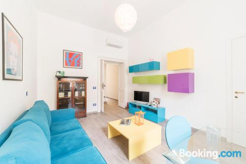 Apartment with air. 70m2!