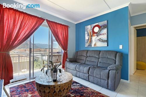 Confortevole appartamento con 2 camere da letto, a Muizenberg