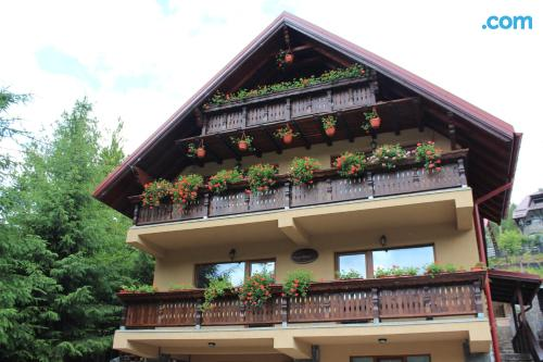 Apartment with wifi in best location of Azuga