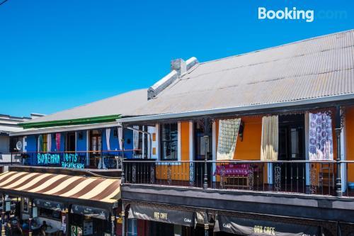 Apartamento en Ciudad del Cabo con wifi