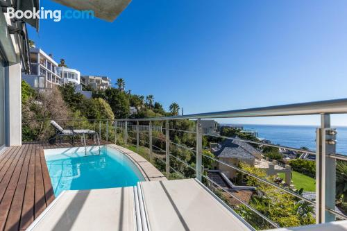 One bedroom apartment in Cape Town with terrace