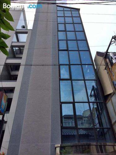 Apartamento con conexión a internet y aire acondicionado