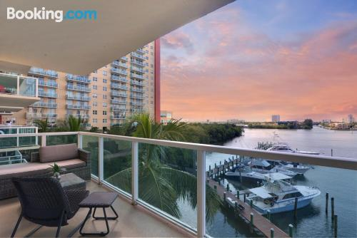Centric home in Sunny Isles Beach.