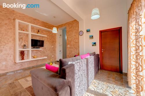 One bedroom apartment in Tivat with terrace