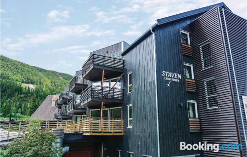 Apartamento con wifi perfecto para familias